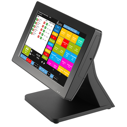 takeaway pos epos restaurant system software touchscreen