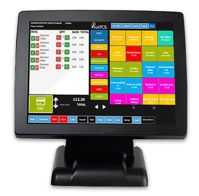 point of sale system restaurants software epos