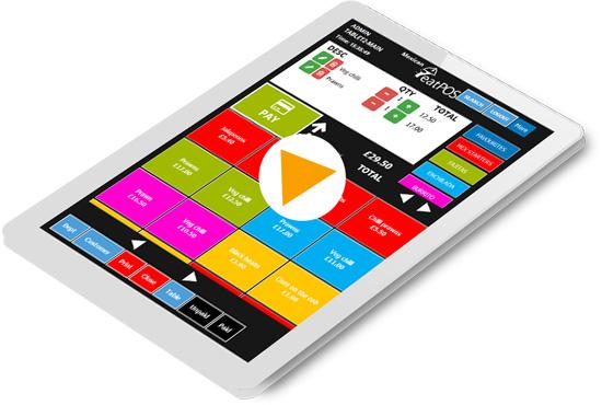 tablet pos epos waiter pad eatpos